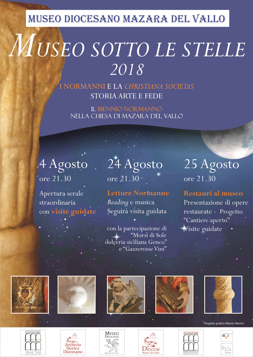 Museo sotto le stelle 2018